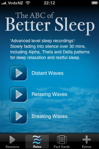 Best Sleep Apps: Insomnia Cure